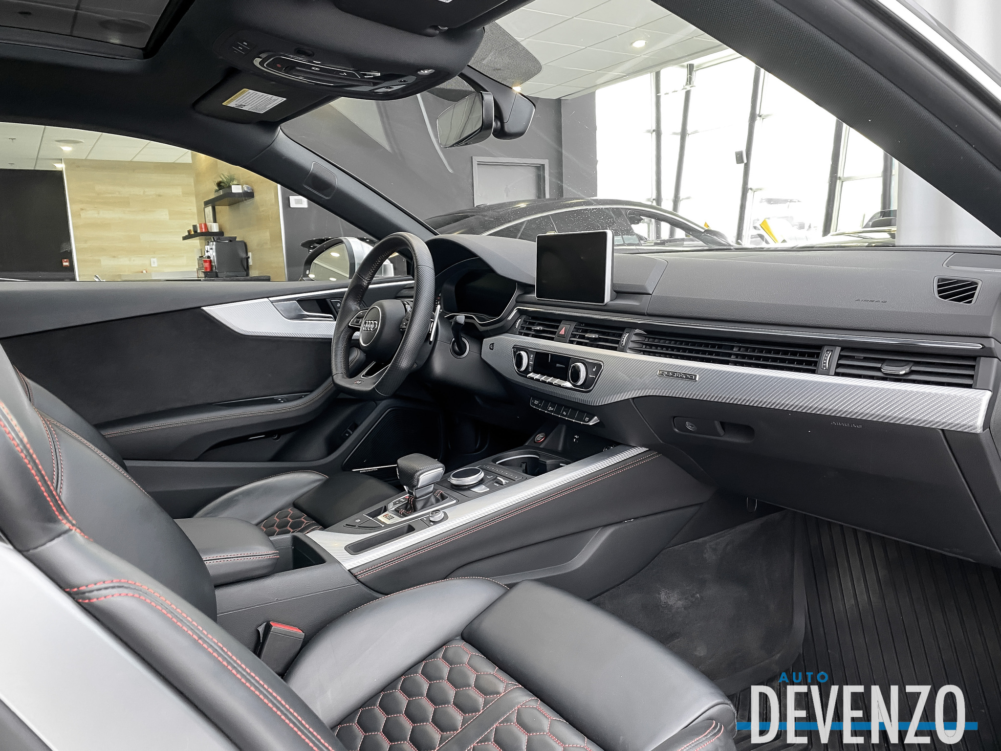 2018 Audi RS 5 Coupe 2.9 TFSI QUATTRO 444HP PREMIUM / BANG & OLUFSEN complet