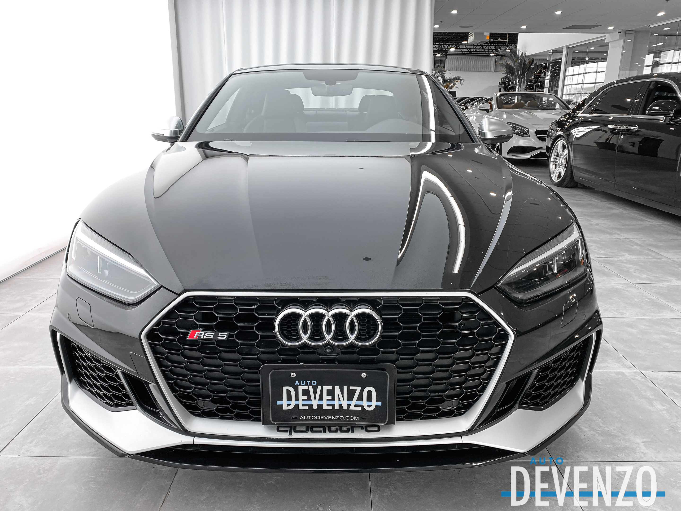 2018 Audi RS 5 Coupe RS5 2.9 QUATTRO 444HP PREMIUM / BANG & OLUFSEN complet