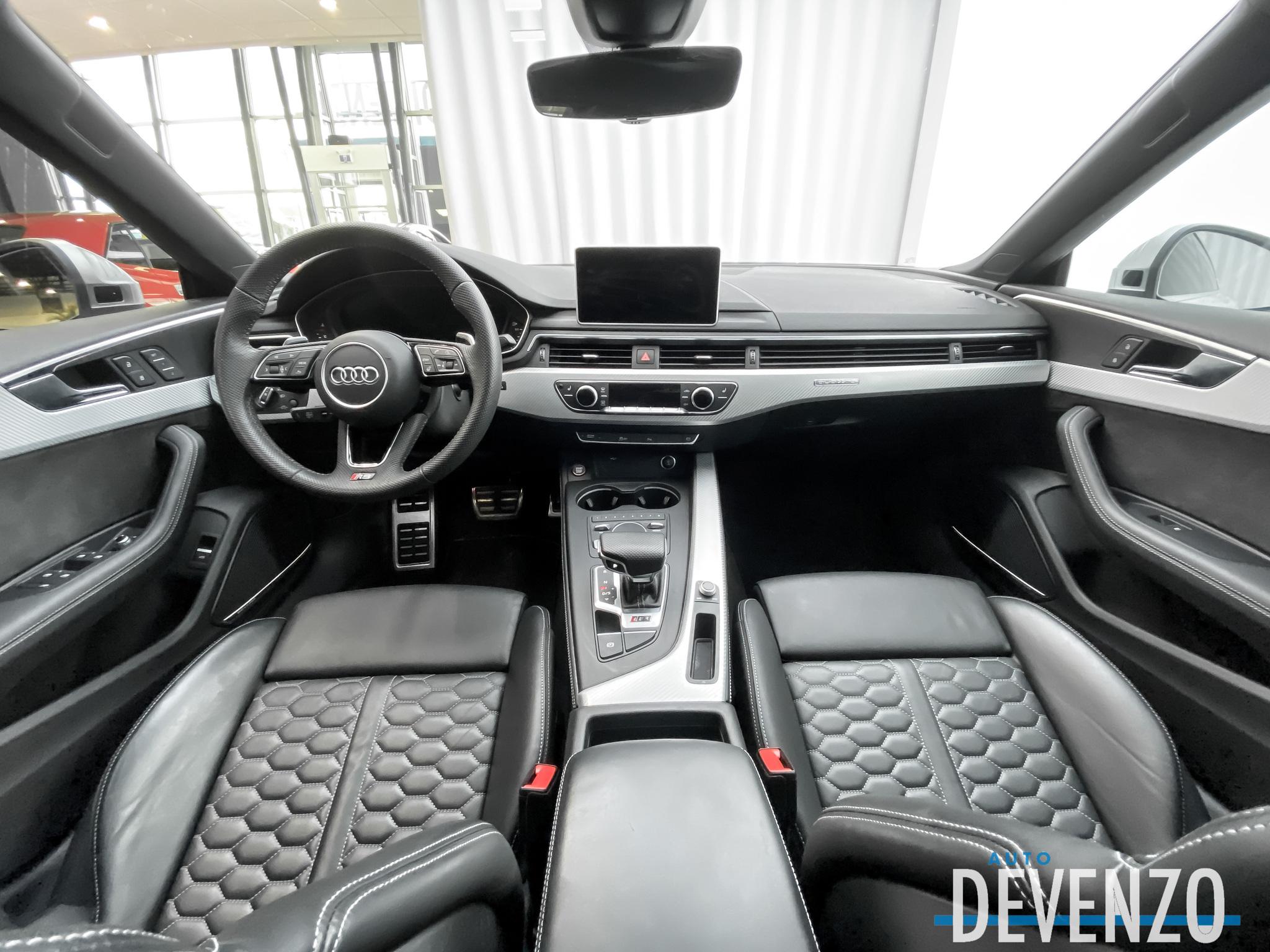 2019 Audi RS 5 Sportback RS5 SPORTBACK 2.9 TFSI QUATTRO 444HP complet