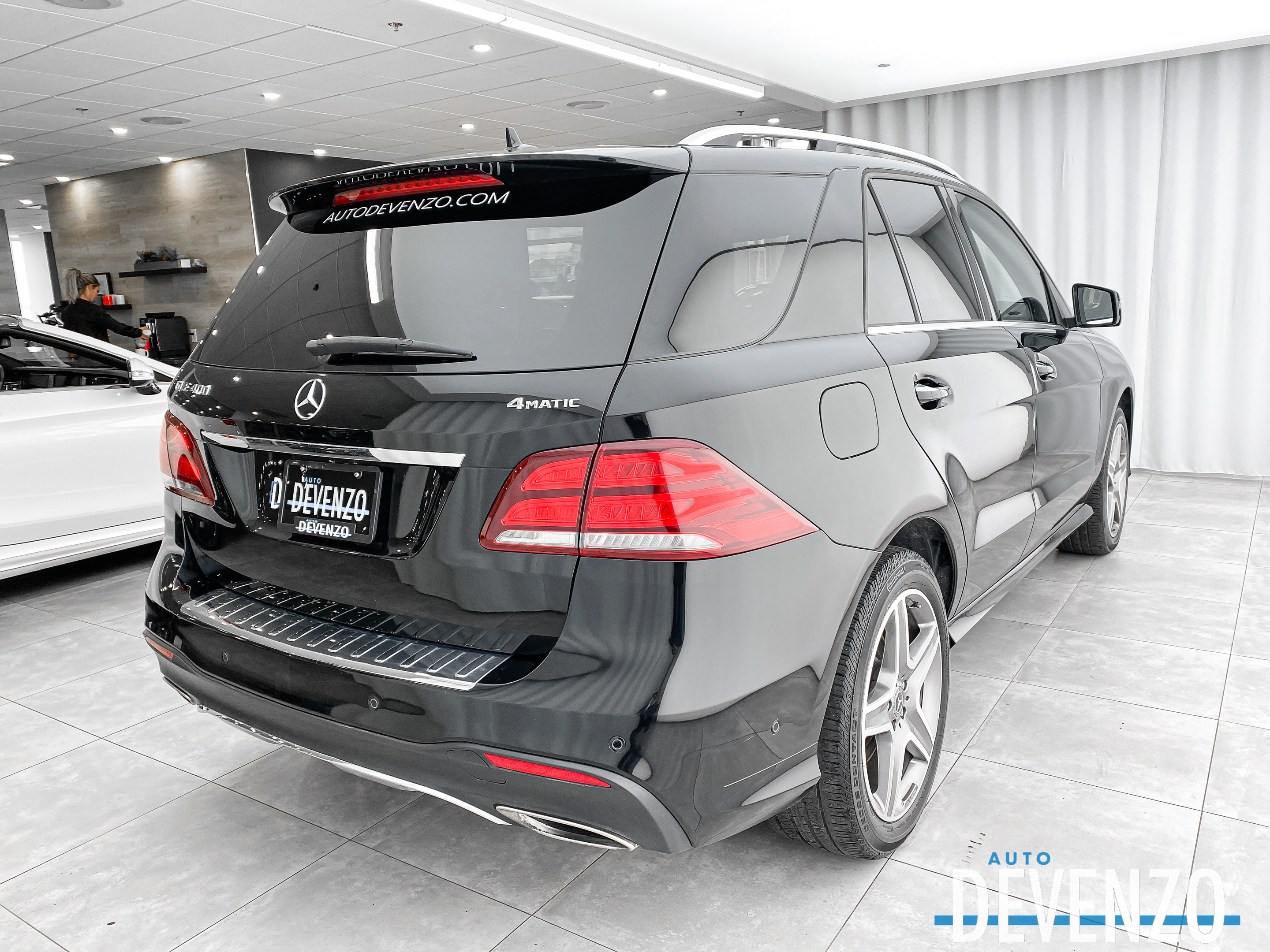 2018 Mercedes-Benz GLE-Class GLE400 4MATIC SPORT PACKAGE PREMIUM complet