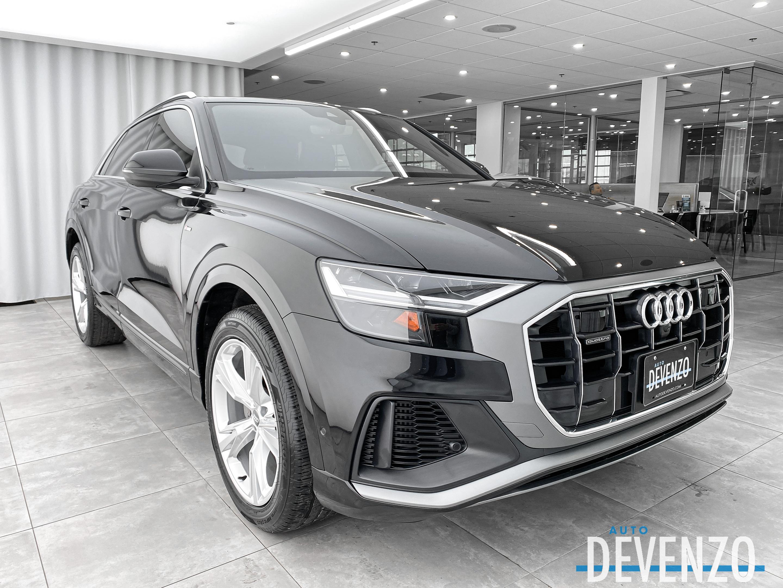 2019 Audi Q8 Progressiv 55 TFSI Quattro S-LINE Adaptive Cruis complet