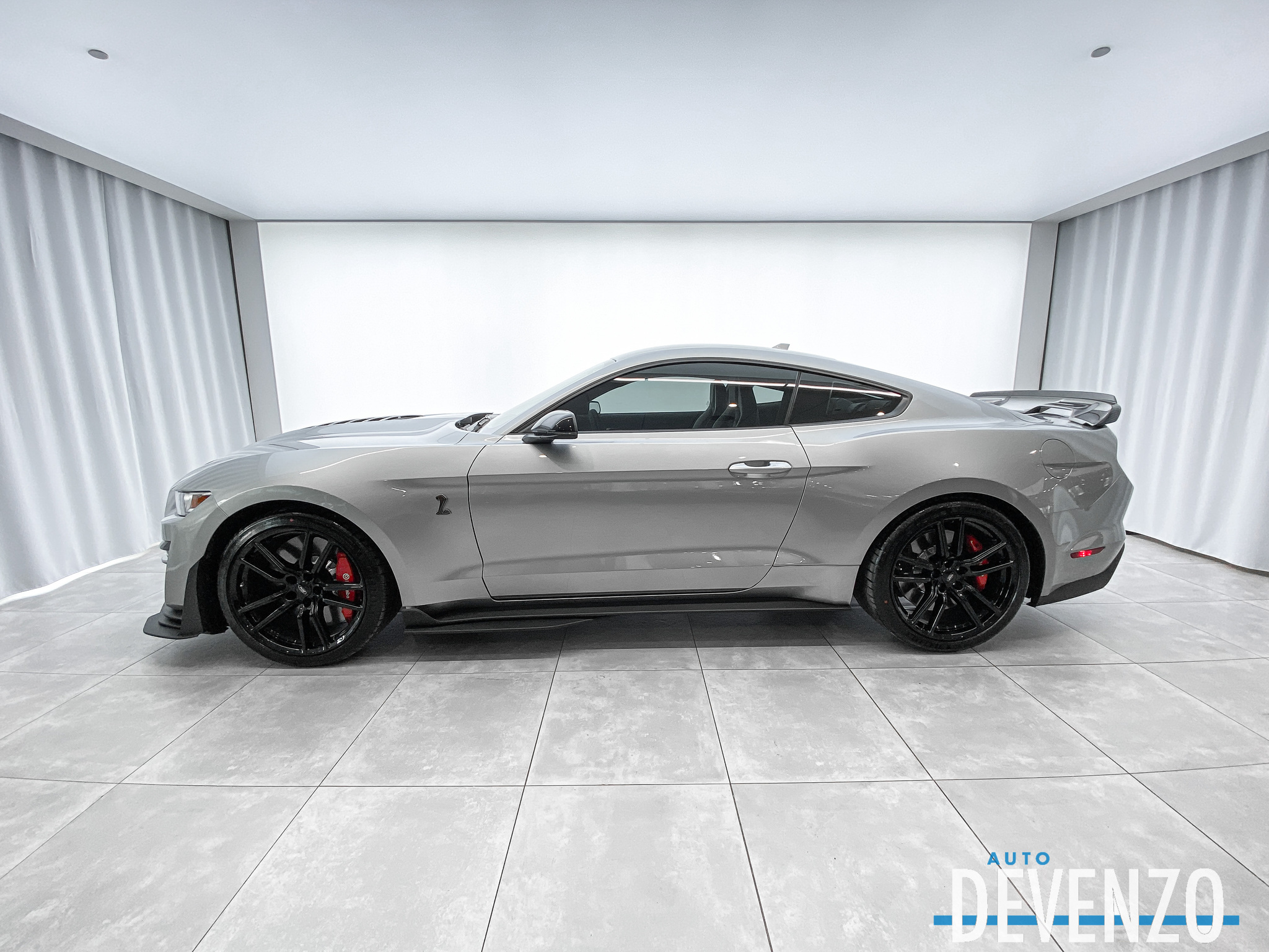 2020 Ford Mustang Shelby GT500 Fastback 760hp Recaro / Tech Pack complet