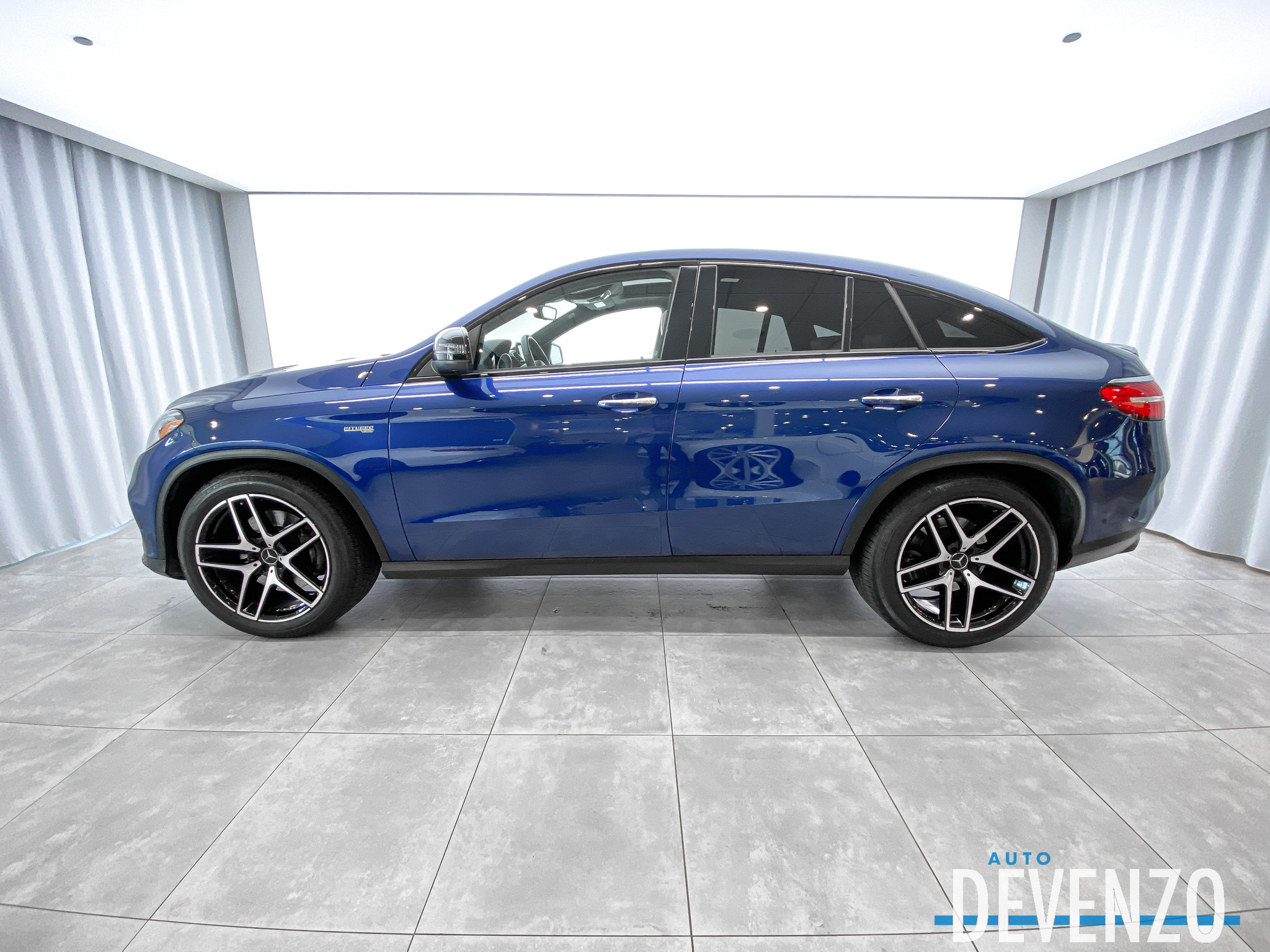 2017 Mercedes-Benz GLE-Class AMG GLE43 4MATIC Coupe DESIGNO / NIGHT complet