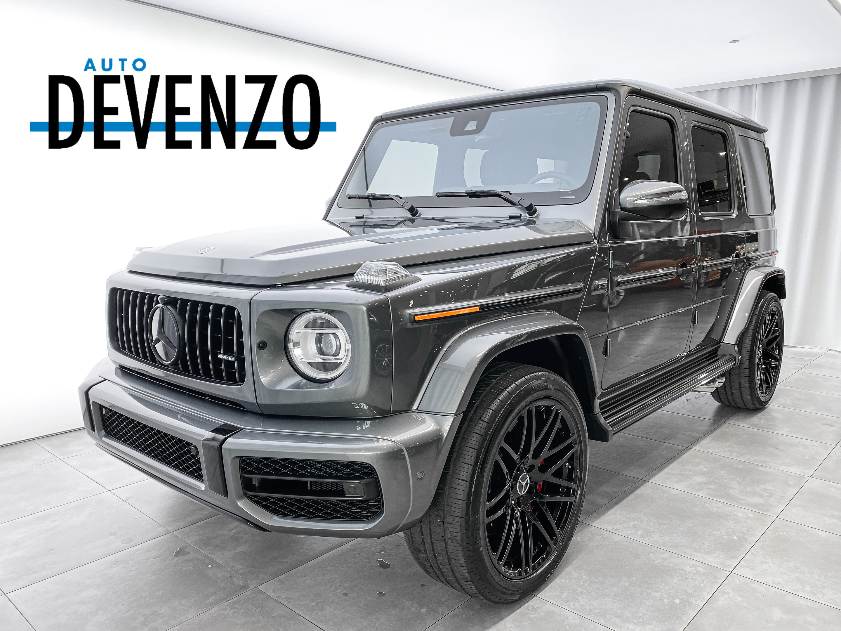 2021 Mercedes-Benz G-Class AMG G63 4MATIC SUV complet