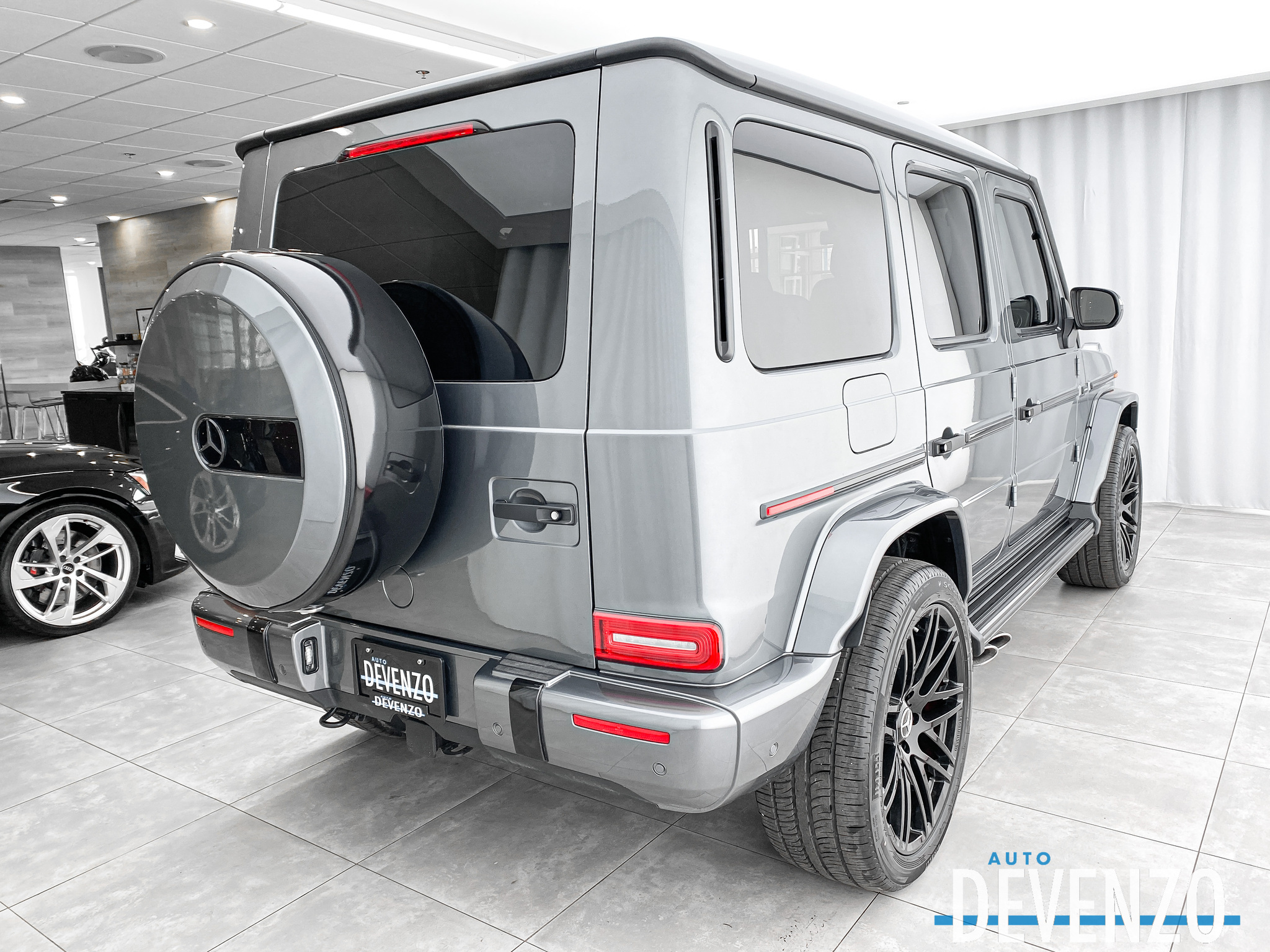 2021 Mercedes-Benz G-Class AMG G 63 4MATIC SUV complet