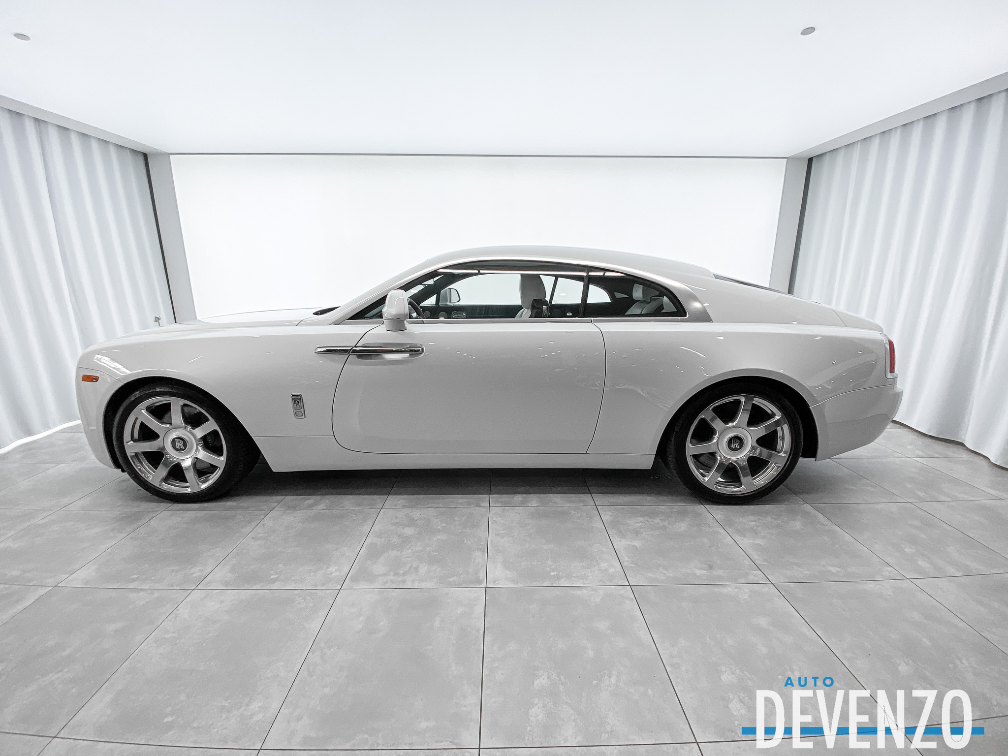 2016 Rolls-Royce Wraith Coupe 6.6 W12 STARLIGHT complet