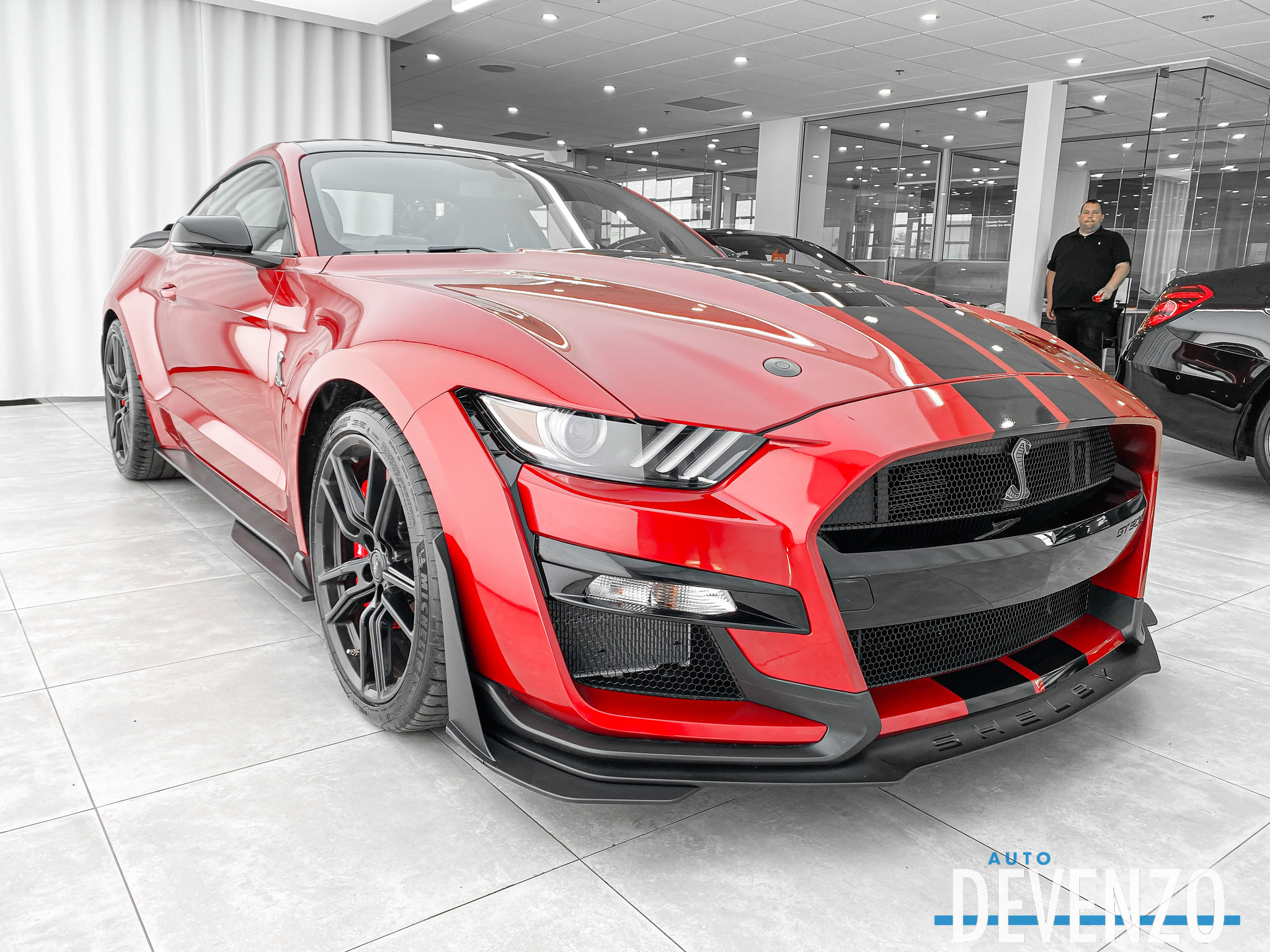 2020 Ford Mustang Shelby GT500 Fastback 760HP complet