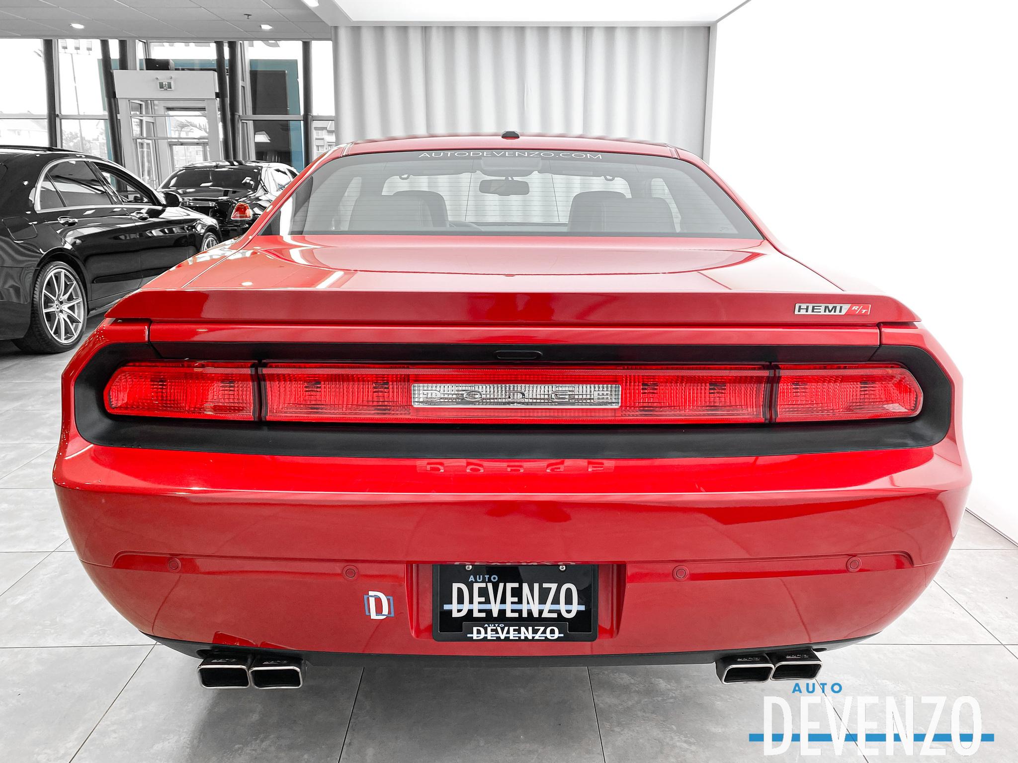2013 Dodge Challenger R/T Classic 5.7L V8 HEMI BORLA Exhaust complet