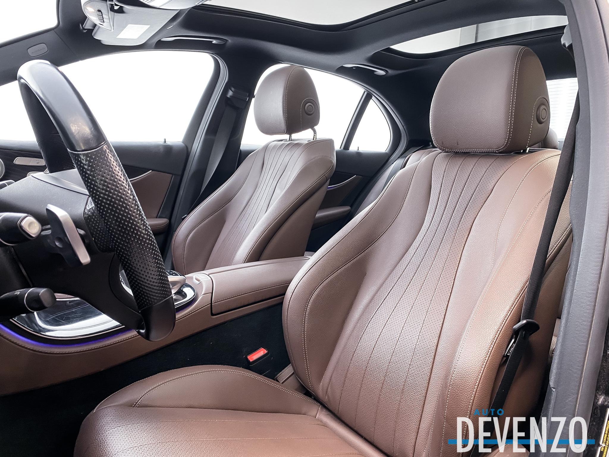 2017 Mercedes-Benz E-Class E300 4MATIC AMG Sport Package / Premium complet