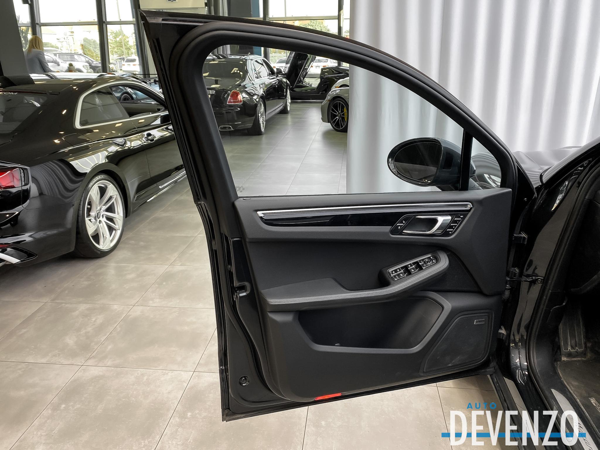 2018 Porsche Macan S AWD 340HP PREMIUM PLUS / 20» Sport Design complet