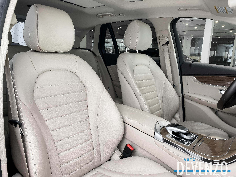 2017 Mercedes-Benz GLC 4MATIC GLC300 PREMIUM SPORT EXCLUSIVE PACKAGE complet