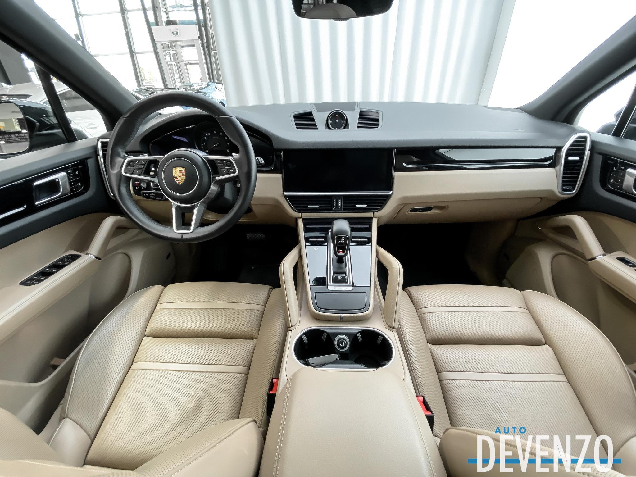 2019 Porsche Cayenne AWD PREMIUM PLUS / ACTIVE SUSPENSION full