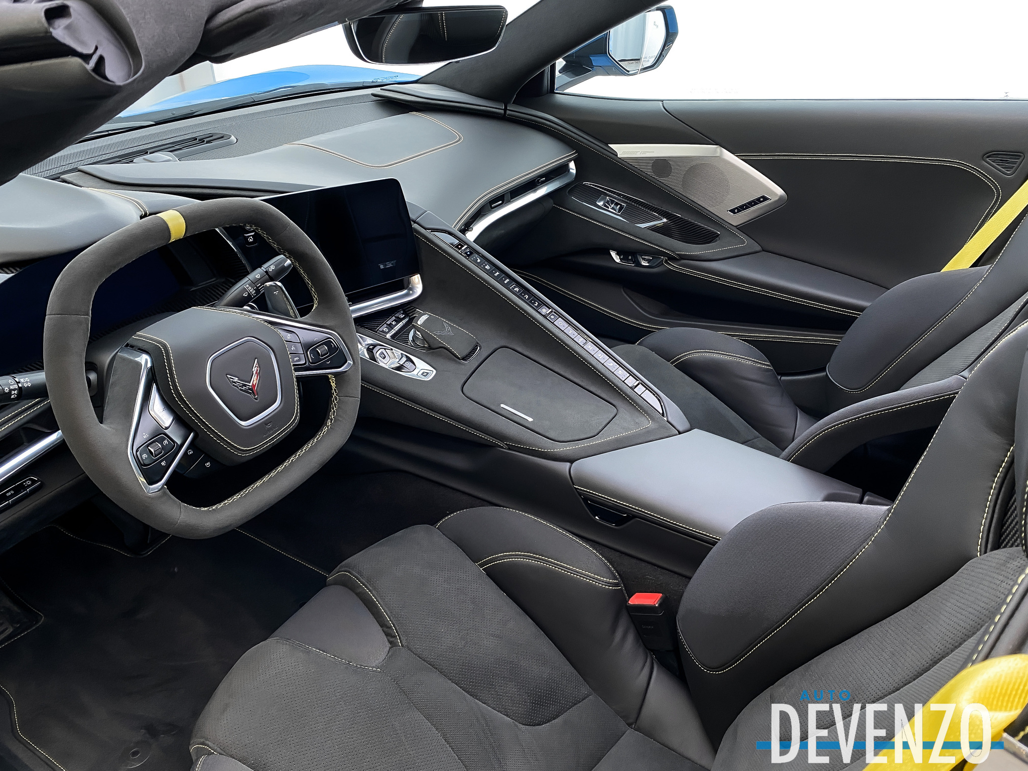 2020 Chevrolet Corvette Stingray 3LT Z51 PERFORMANCE + COMPETITION complet