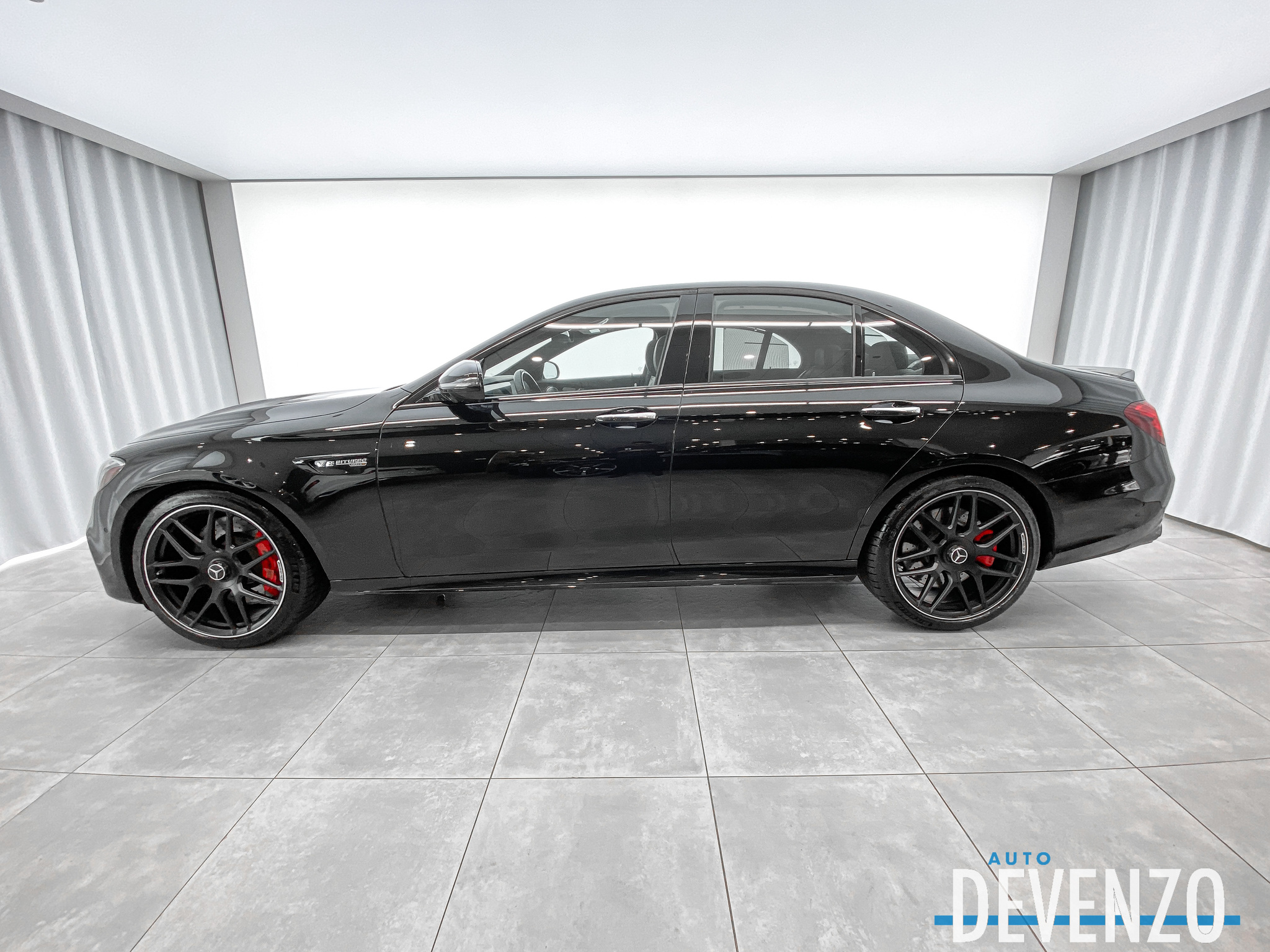 2018 Mercedes-Benz E-Class AMG E63 S 4MATIC+ NIGHT + DRIVERS PACKAGE complet