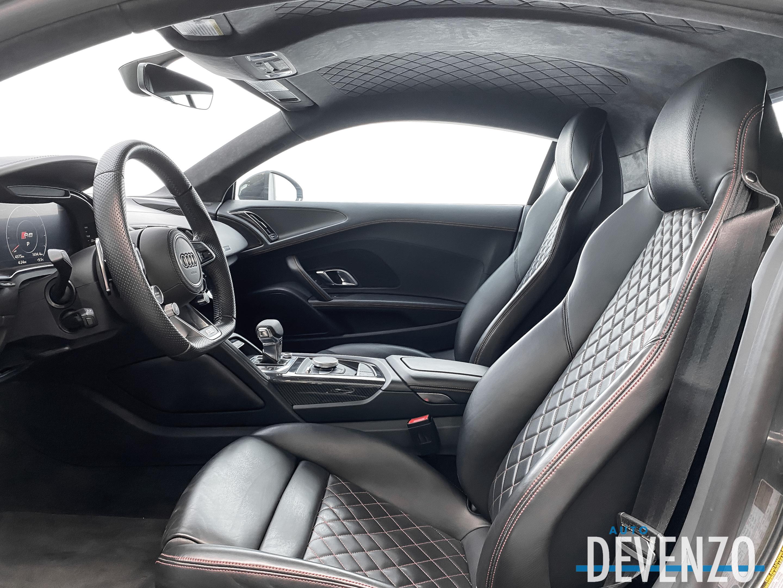 2018 Audi R8 Coupe V10 PLUS 5.2 FSI QUATTRO S TRONIC CARBON PACKAGE complet