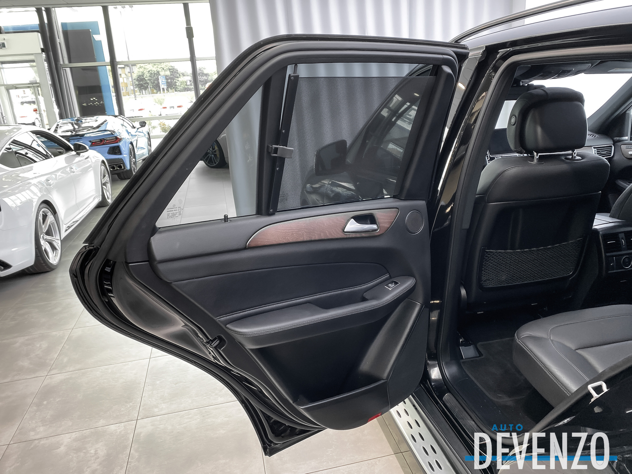 2017 Mercedes-Benz GLE-Class 4MATIC GLE550e Electric Hybrid complet