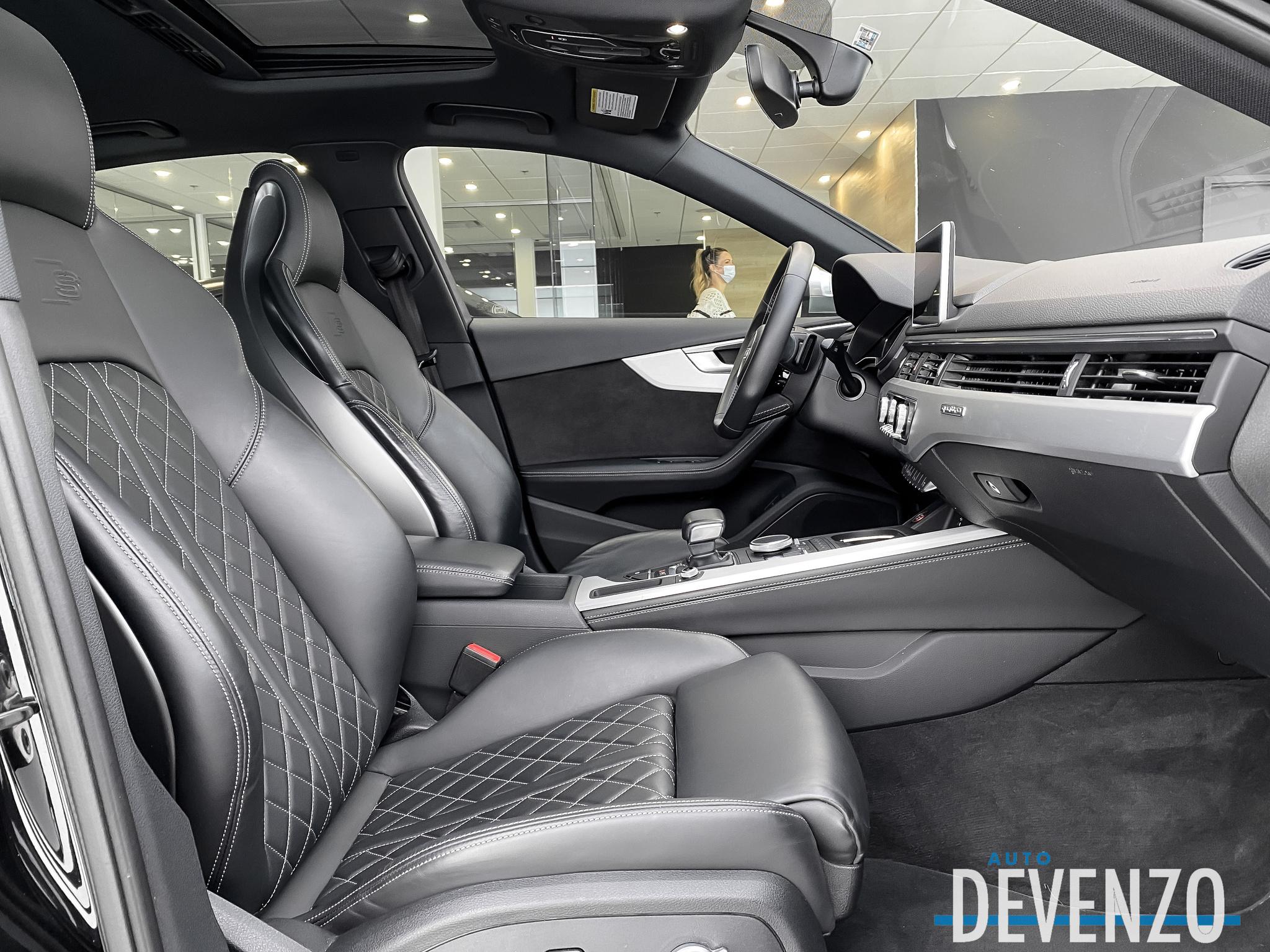 2018 Audi S4 3.0 TFSI Quattro Progressiv Tiptronic complet