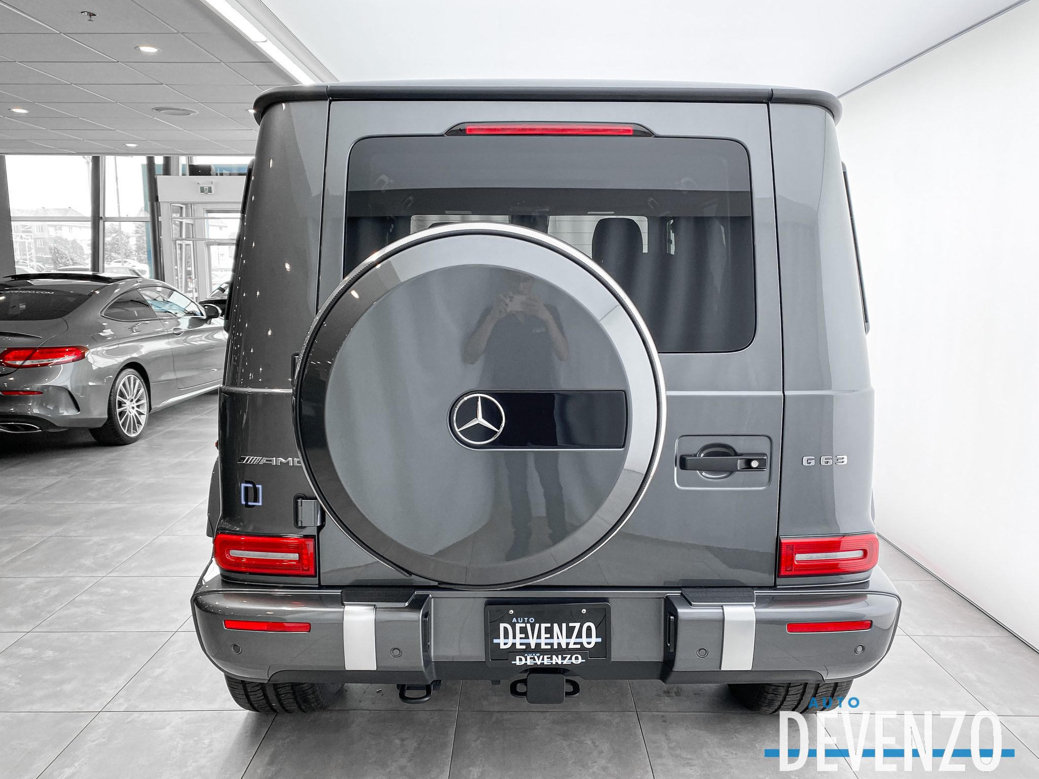 2021 Mercedes-Benz G-Class AMG G63 4MATIC Exclusive Package complet