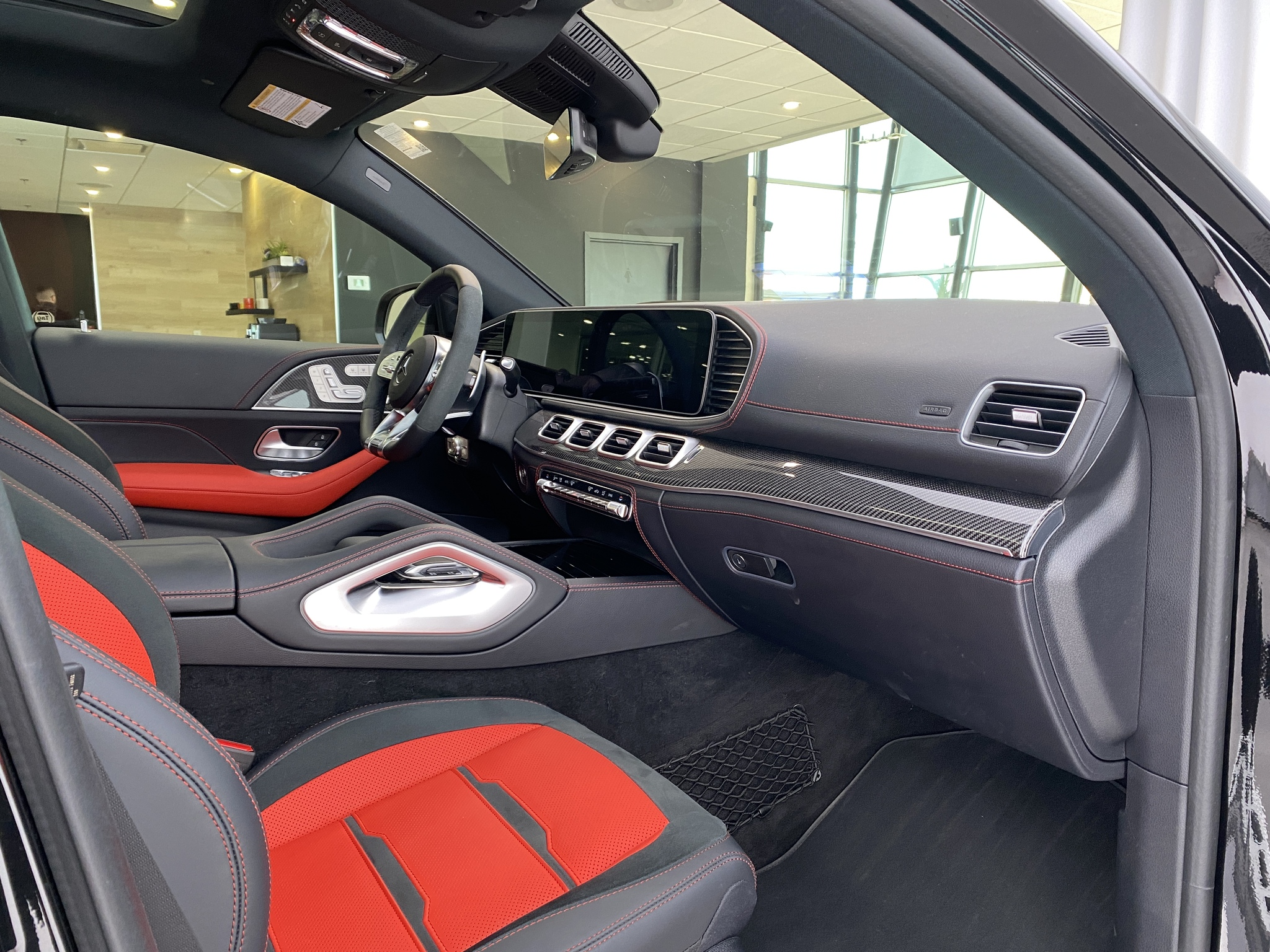 2021 Mercedes-Benz GLE-Class AMG GLE53 4MATIC+ Coupe 429hp complet