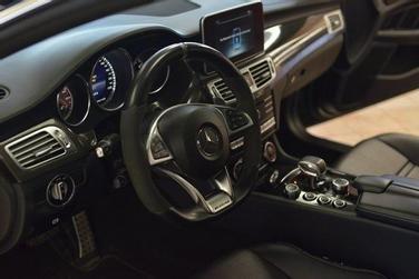 2017 Mercedes-Benz CLS-Class AMG CLS63 S 577HP BITURBO complet