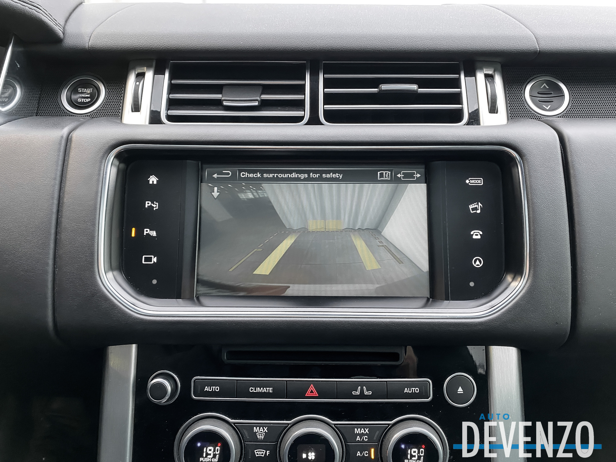 2016 Land Rover Range Rover 4WD Td6 HSE DRIVE PRO PACK / HEADREST DVD complet