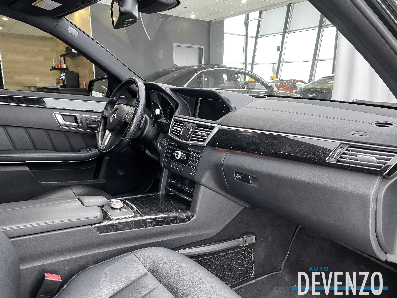 2012 Mercedes-Benz E-Class E350 4MATIC AMG SPORT PACKAGE PANO / NAVI / CAMERA complet