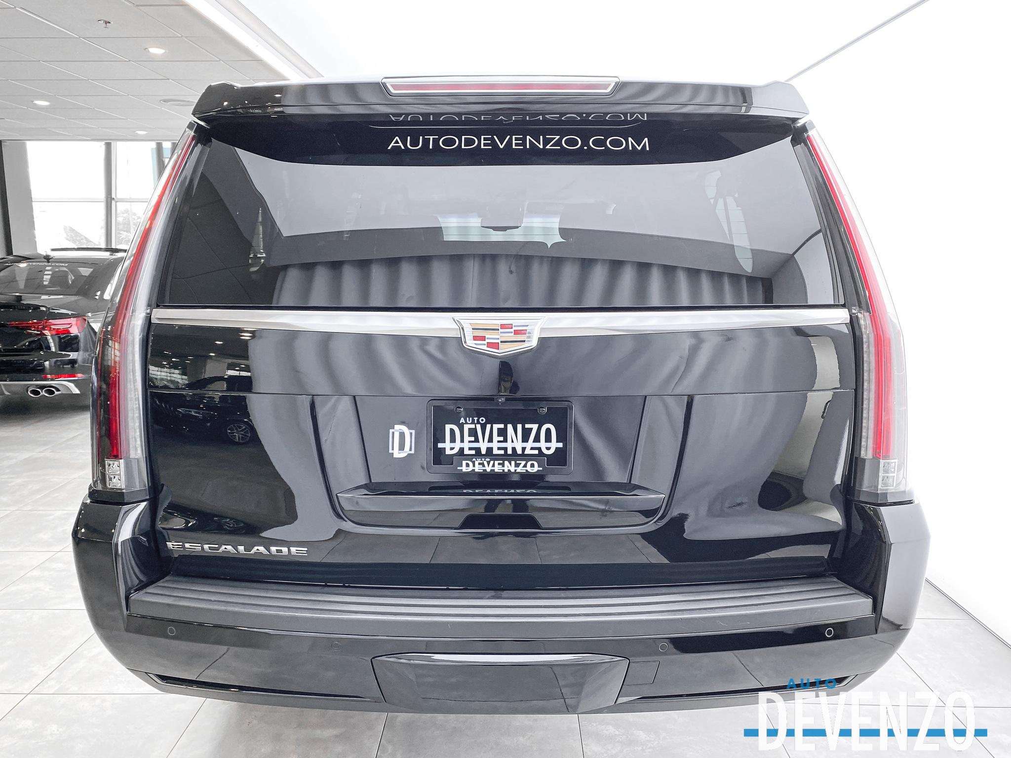 2016 Cadillac Escalade ESV 4WD ESV Premium Collection Dual DVD Adaptive Cruis complet