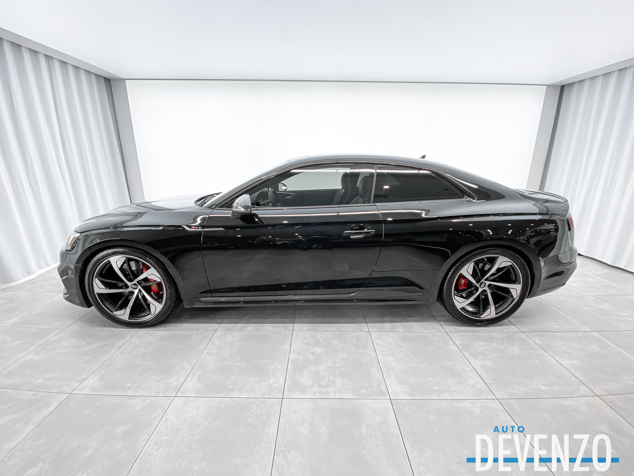 2018 Audi RS 5 Coupe RS5 COUPE 2.9 TFSI QUATTRO 444HP CARBON OPTICS complet