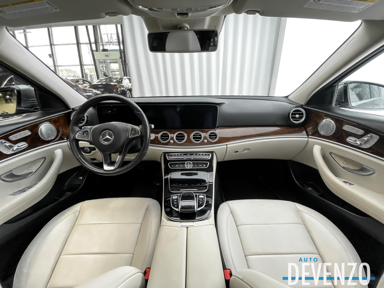 2018 Mercedes-Benz E-Class E400 4MATIC Wagon 7 Passenger Intelligent Drive complet