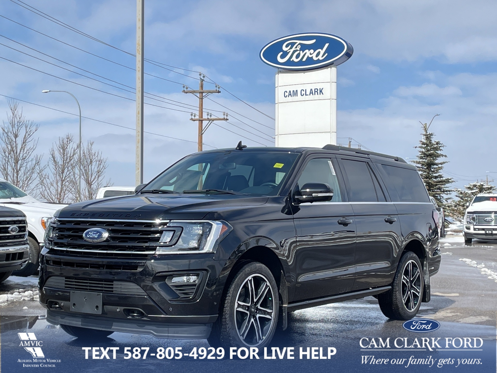 2021 Ford Edge in Airdrie, AB | Cam Clark Ford Airdrie