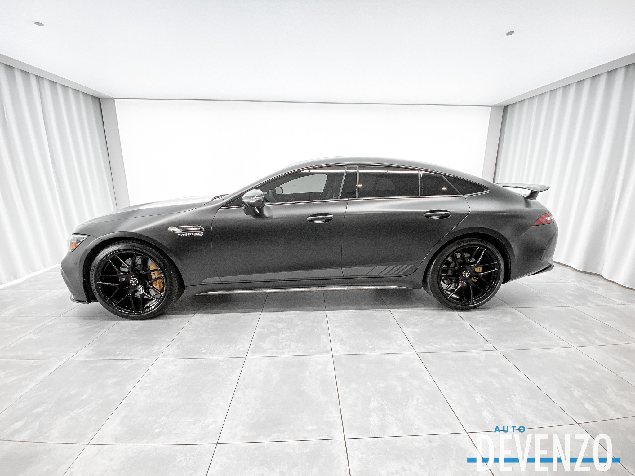 2019 Mercedes-Benz AMG GT AMG GT63 S 4-Door Coupe 630HP  EDITION 1 complet