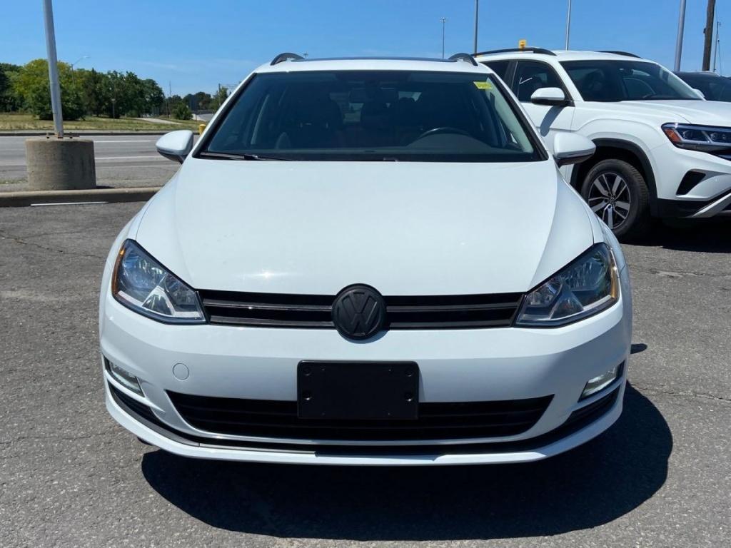 2017 Volkswagen Golf SportWagen COMFORTLINE 4Motion GPS-TOIT PANO-CUIR-CAMÉRA complet