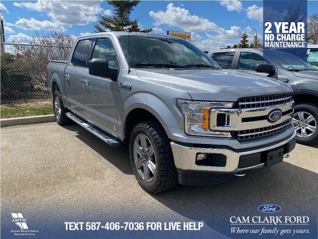 2021 Ford Ranger in Airdrie, AB | Cam Clark Ford Airdrie