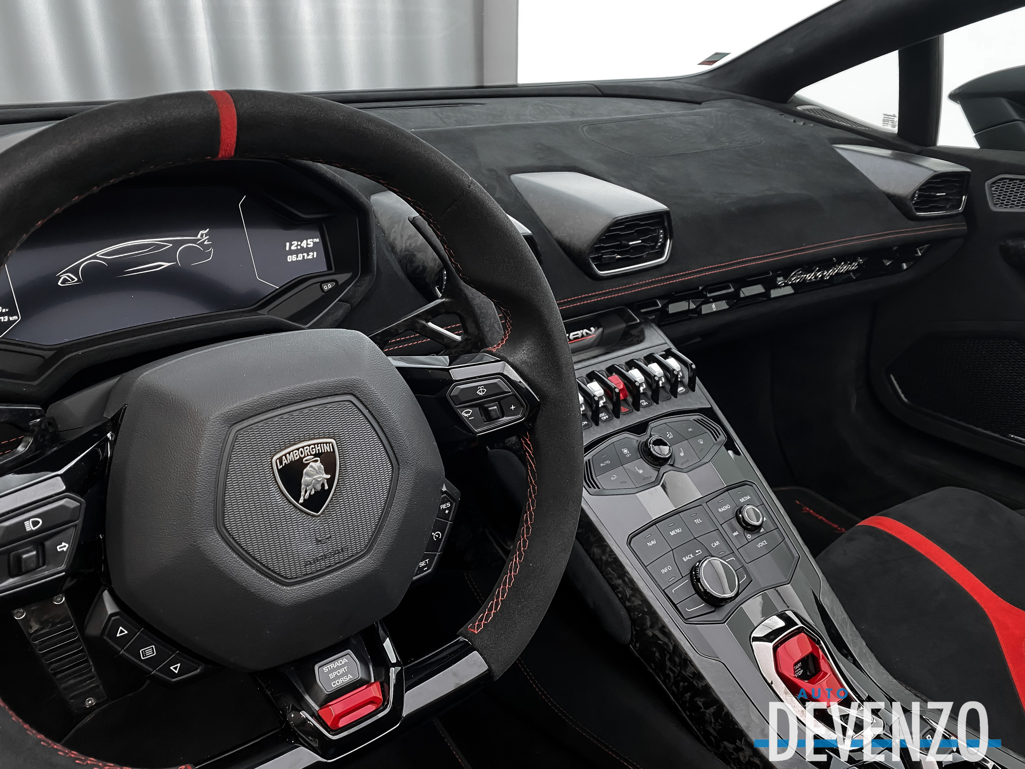 2018 Lamborghini Huracan Performante Spyder Full PPF / Forged Composites complet