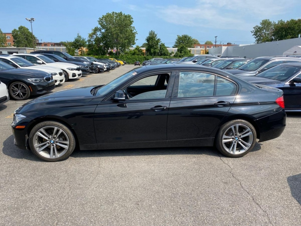 2014 BMW 3 Series 320i xDrive complet