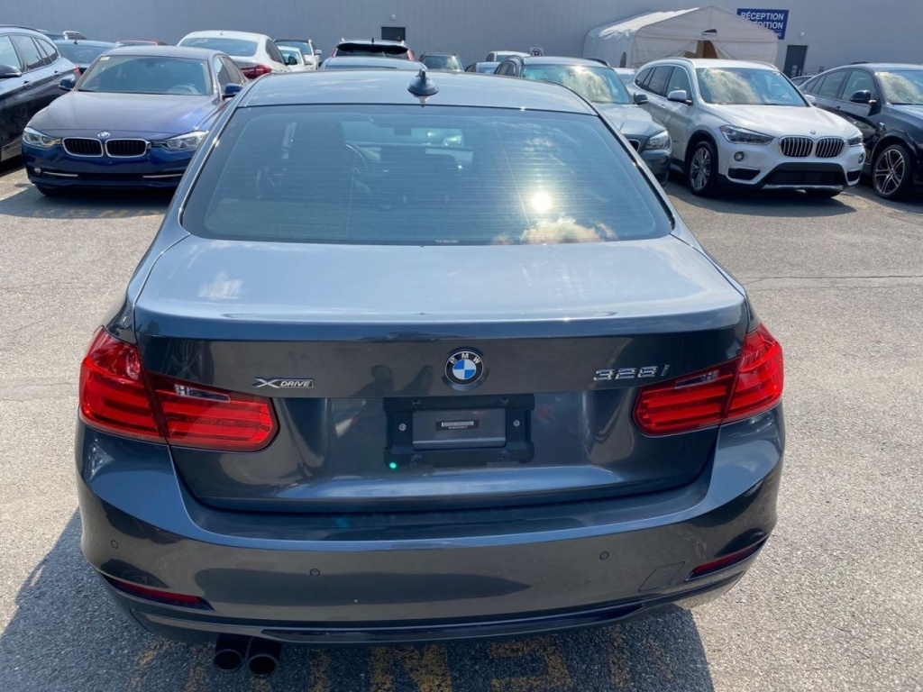 2015 BMW 3 Series 328i xDrive GPS-CAMÉRA-TOIT OUVRANT-CUIR complet