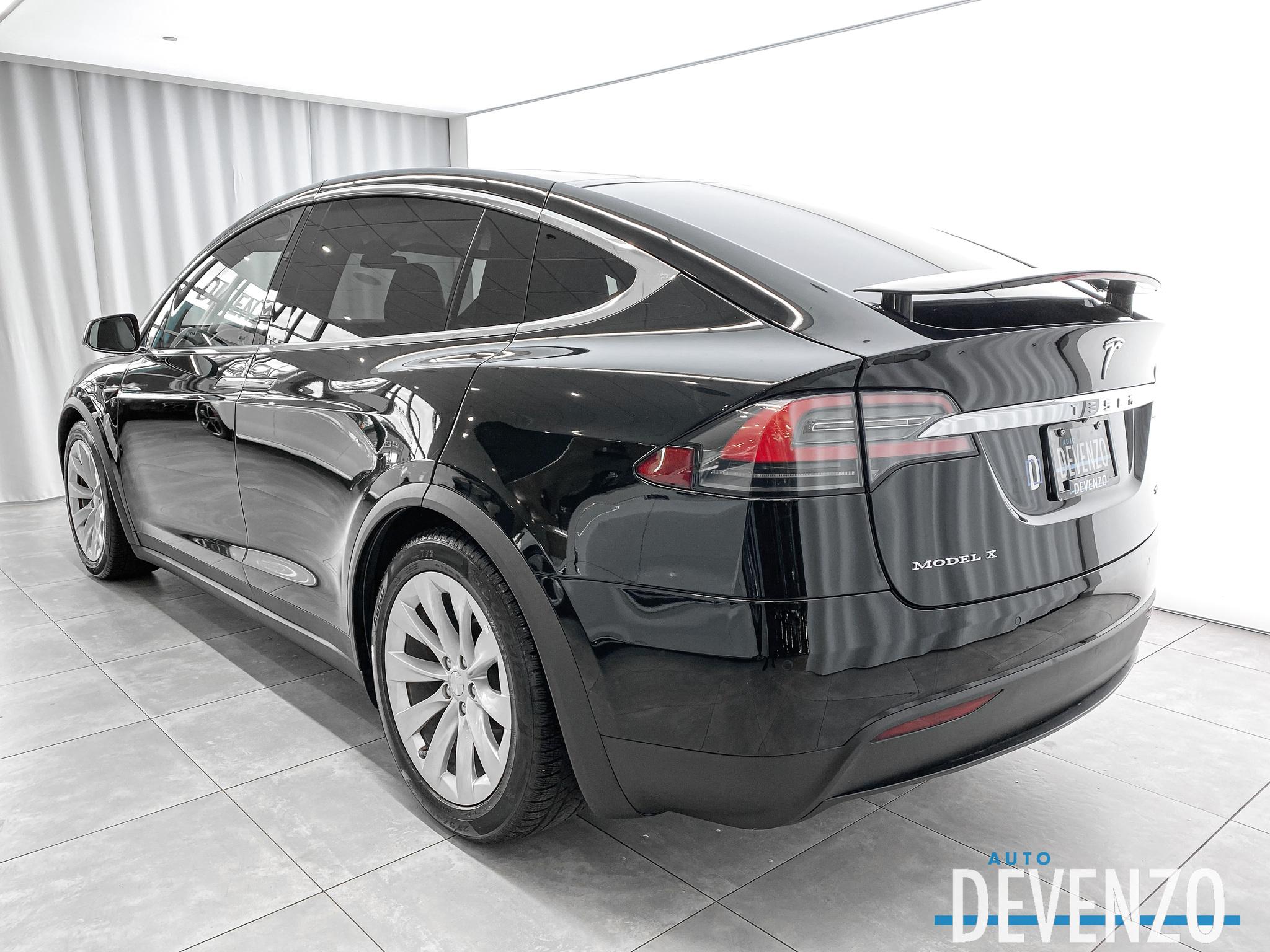 2016 Tesla Model X 90D 6 Passenger Base Autopilot Carfax Certified complet