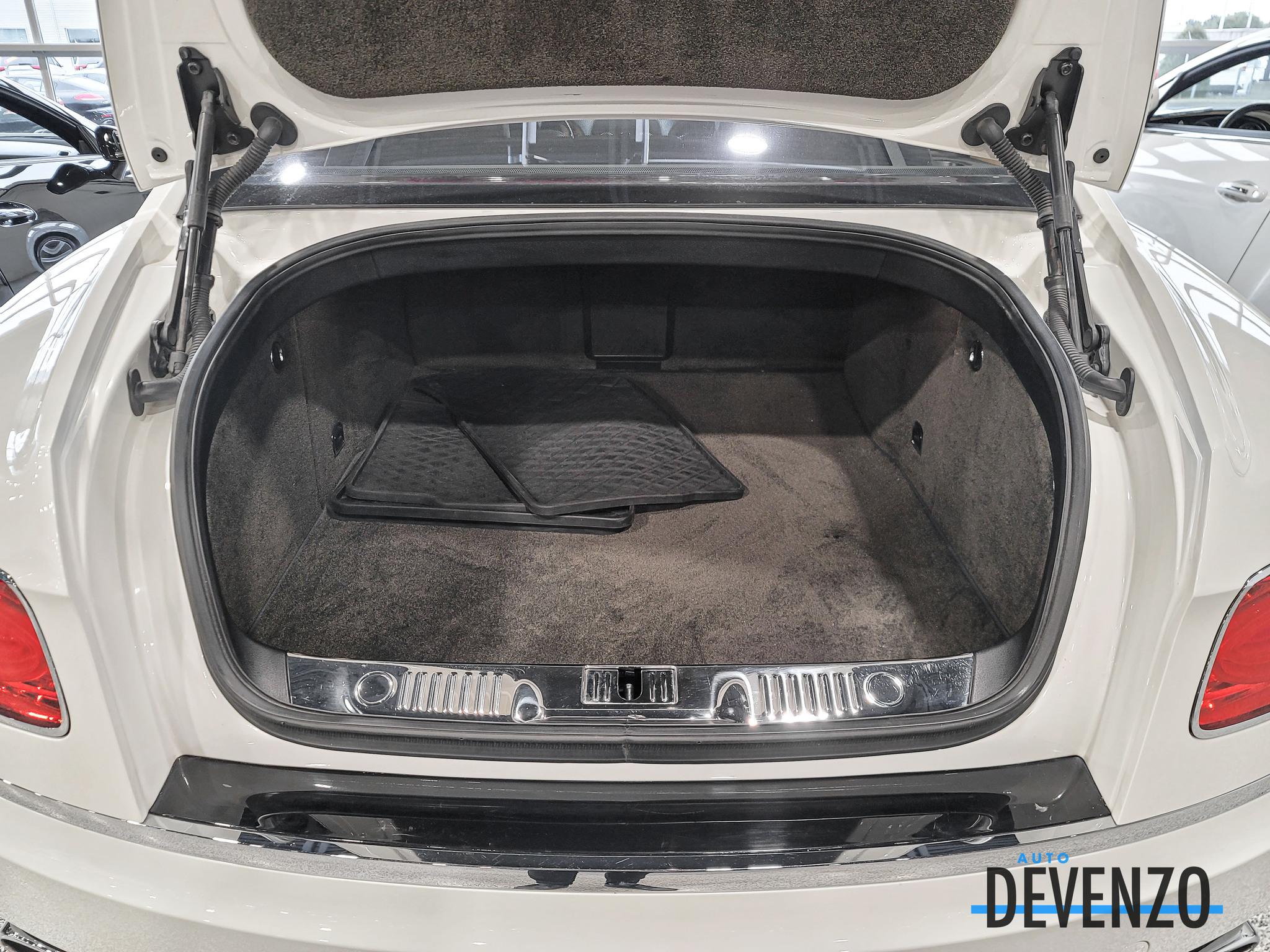2016 Bentley Flying Spur W12 AWD MULLINER complet