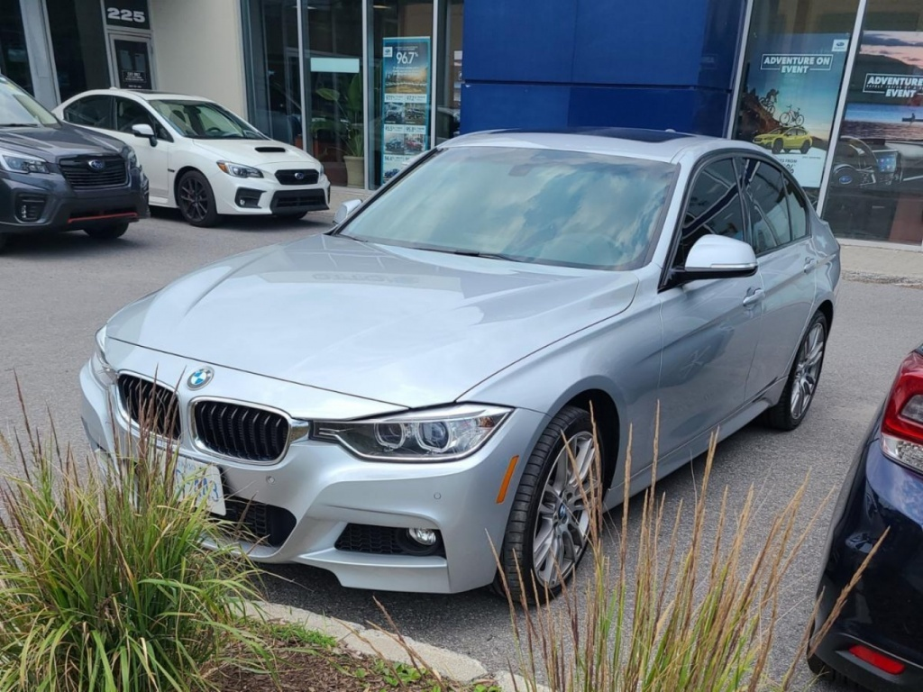 2015 BMW 3 Series 328i xDrive Sport complet