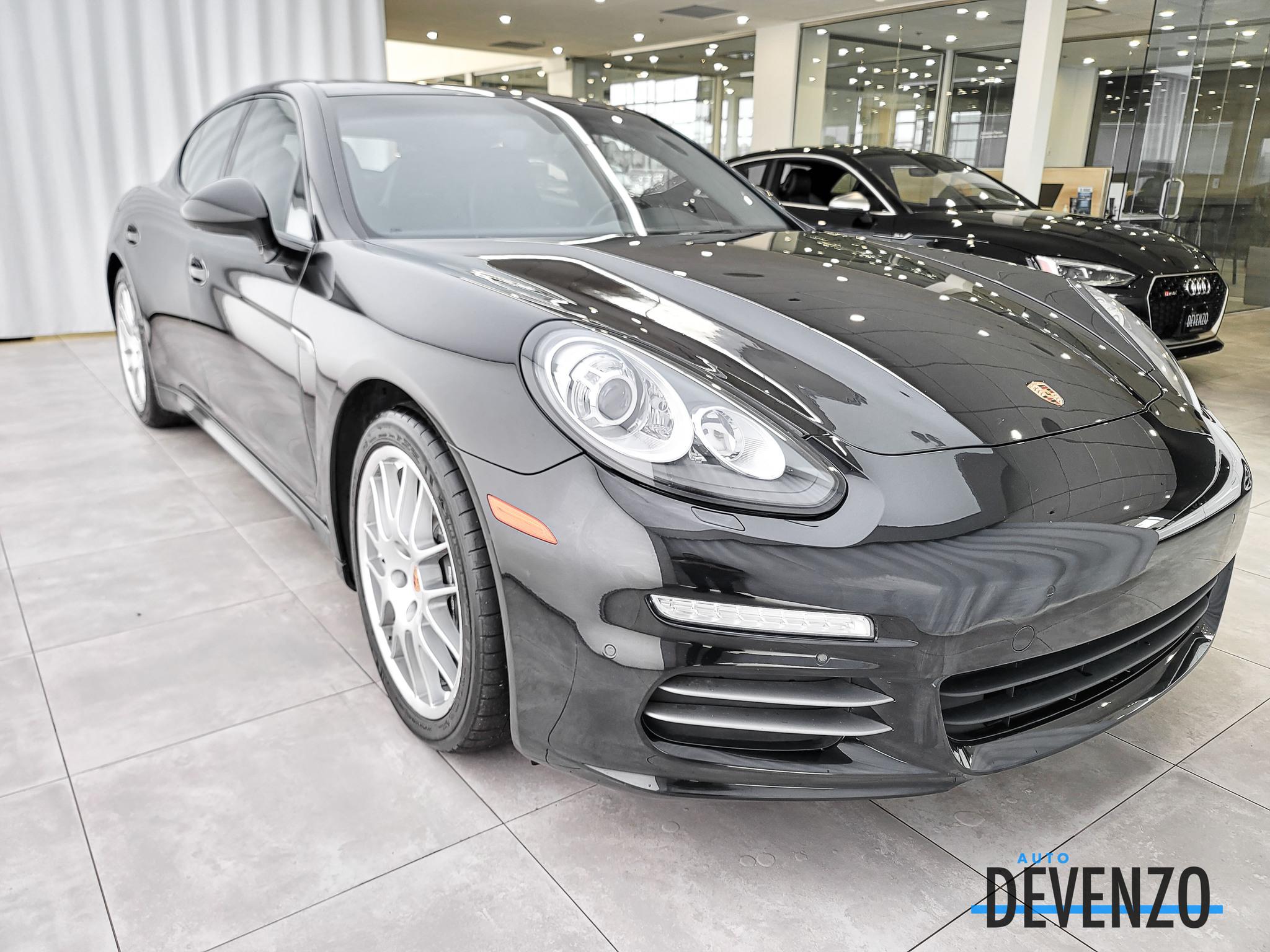 2014 Porsche Panamera HB 4 AWD NAVIGATION / CAMERA / BOSE complet
