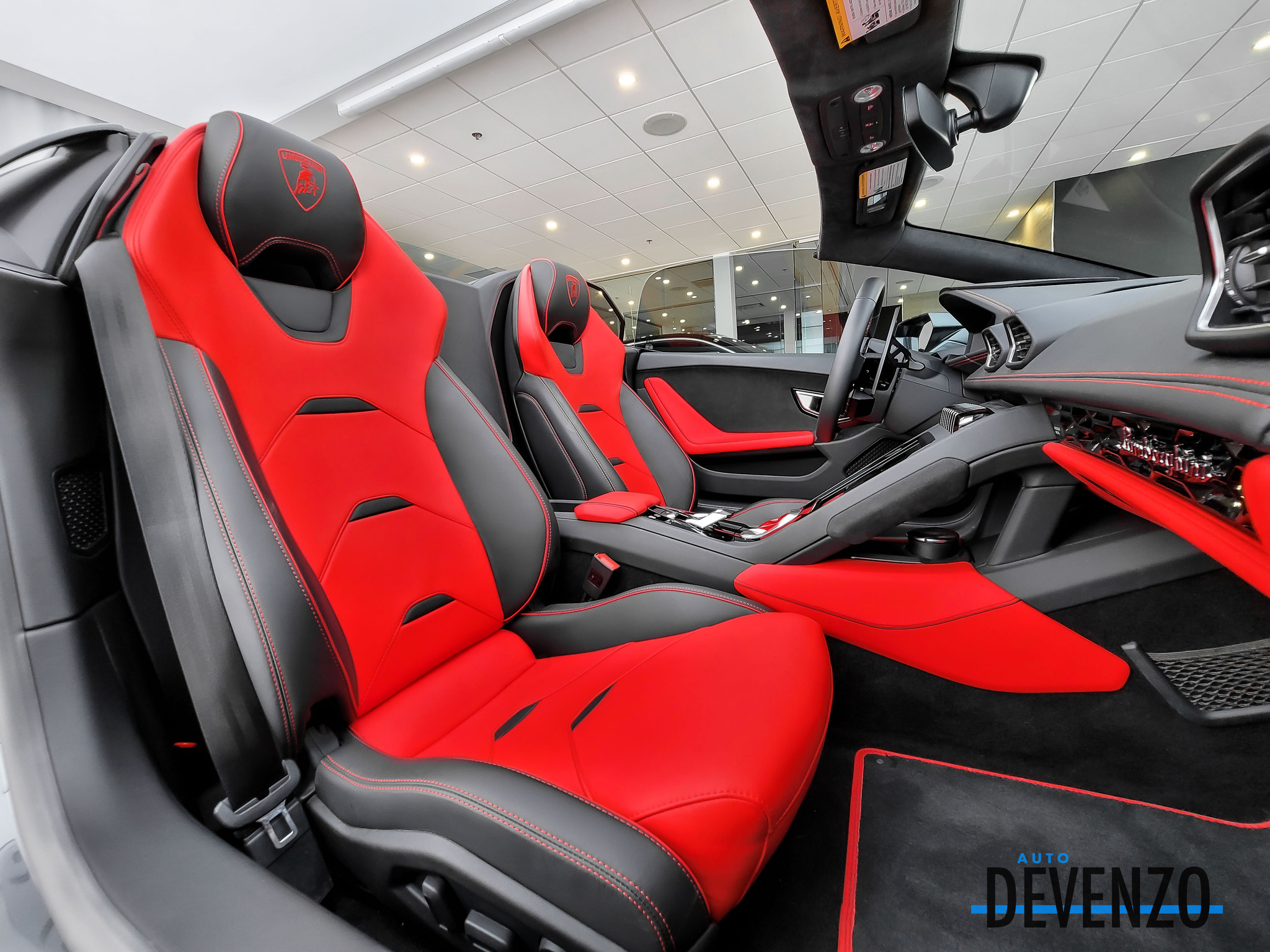 2021 Lamborghini Huracan EVO SPYDER LP610-2 602HP FULL PPF / FRONT LIFT complet