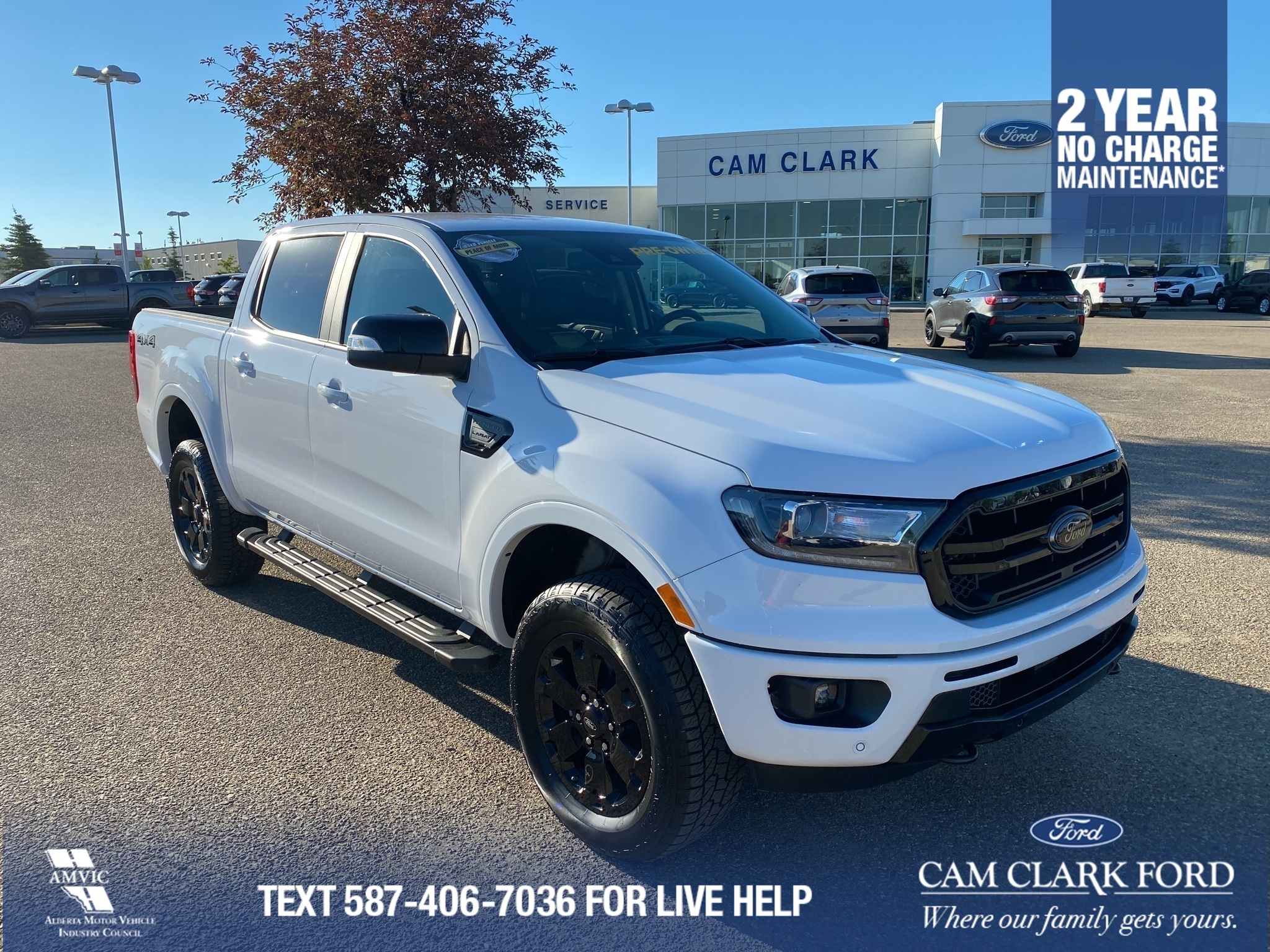 2021 Ford Expedition in Airdrie, AB | Cam Clark Ford