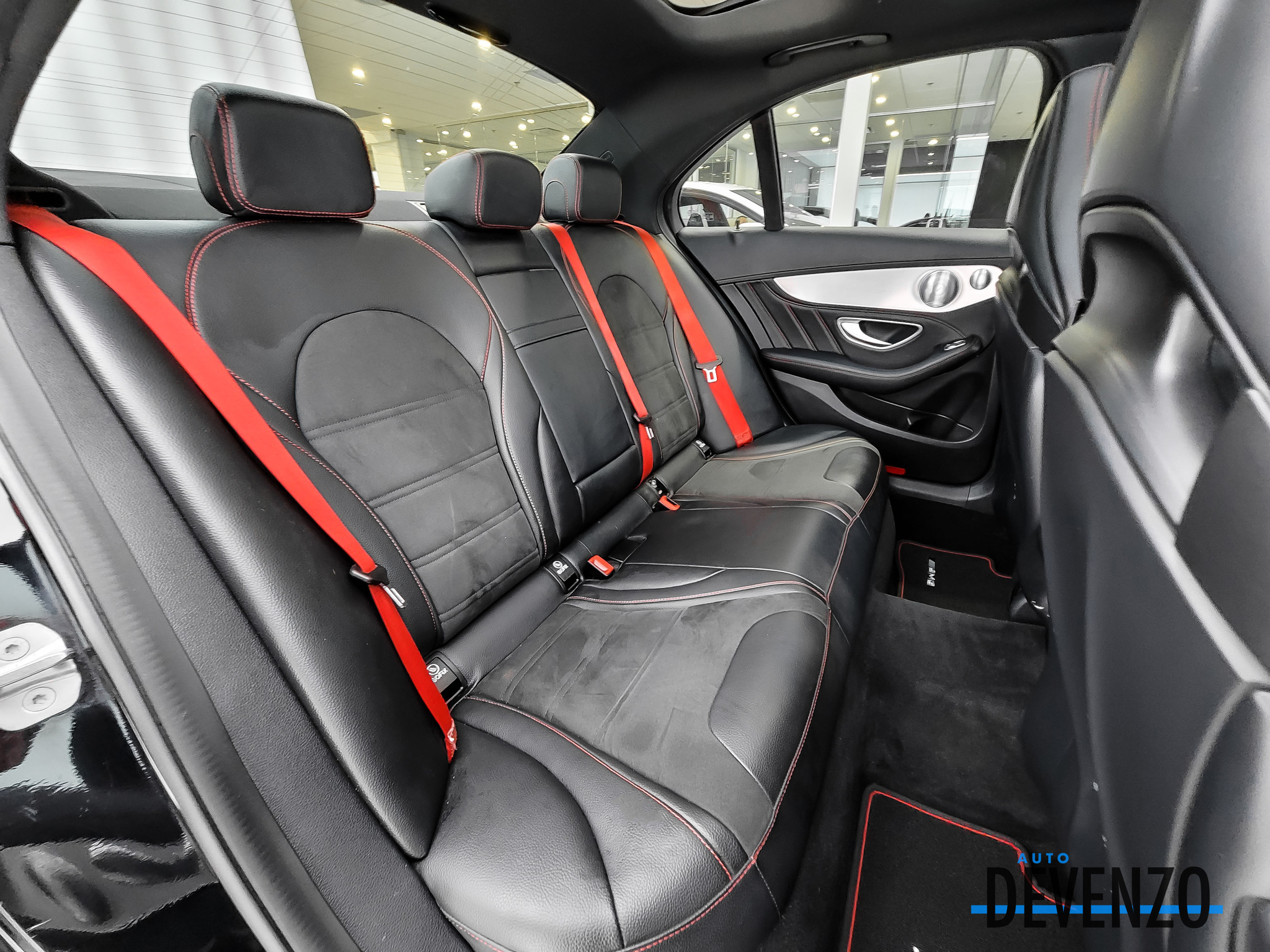 2018 Mercedes-Benz C-Class AMG C43 4MATIC NIGHT / DRIVERS / PERF SEATS complet