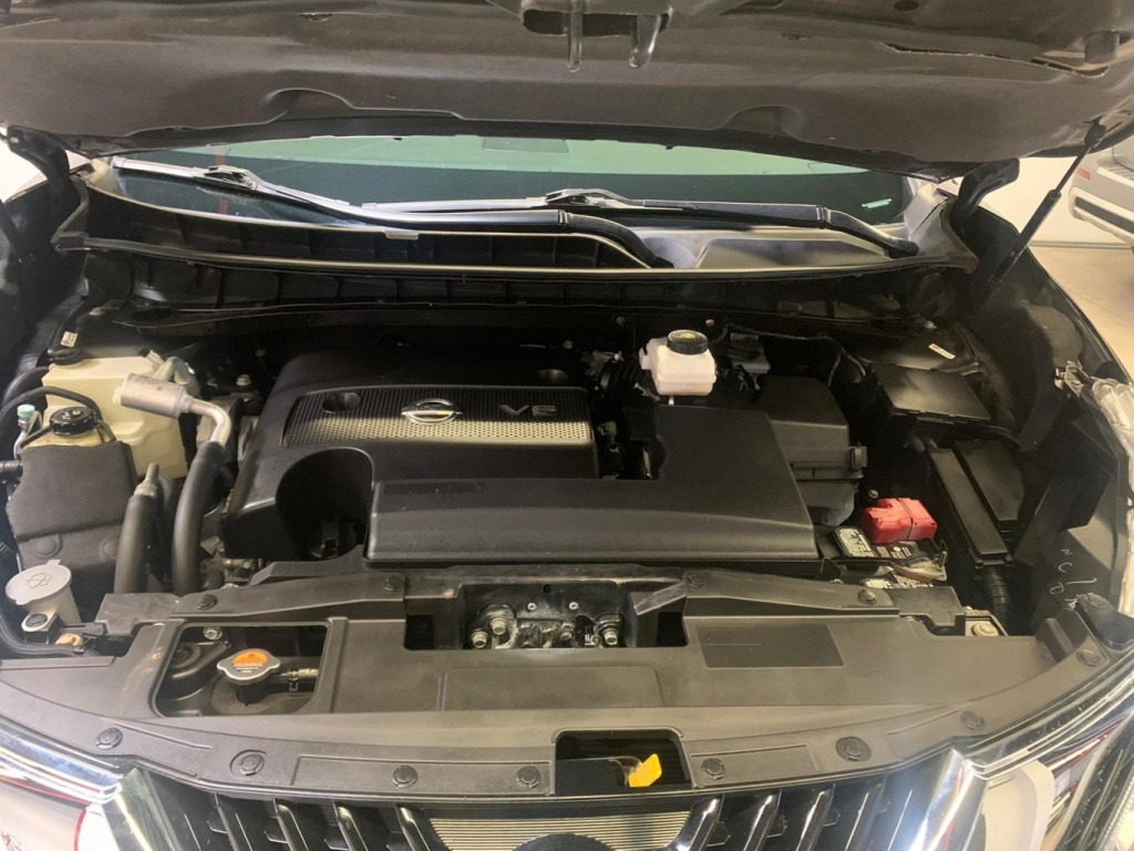2017 Nissan Murano Platine AWD GPS-CUIR-CAMÉRA-TOIT PANO complet
