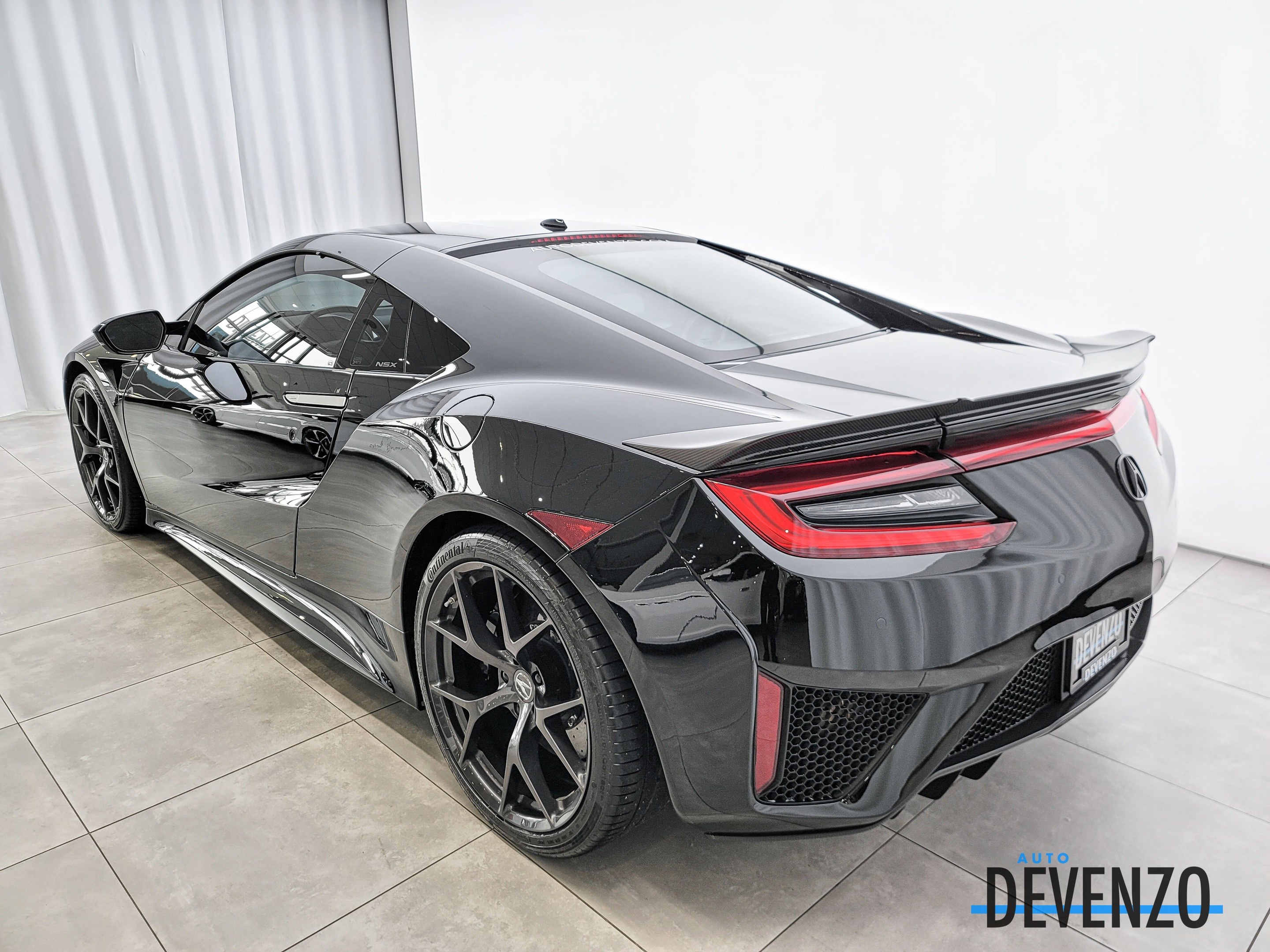 2017 Acura NSX HYBRID FULL CARBON FIBER PACKAGE / TECH PACKAGE complet