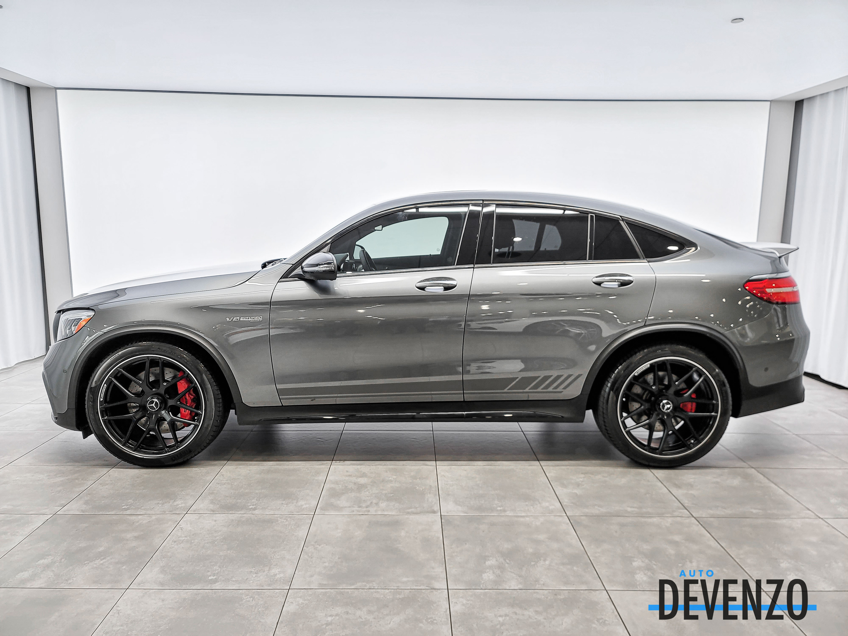 2018 Mercedes-Benz GLC AMG GLC63 S 4MATIC Coupe EDITION 1 503HP complet