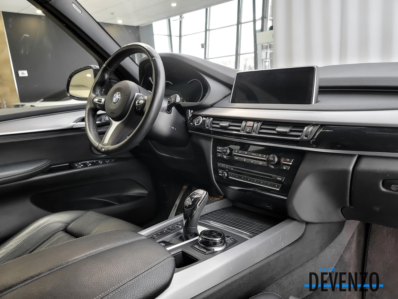 2018 BMW X5 xDrive35d Diesel M Sport Package complet