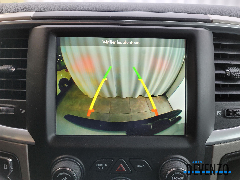2019 Ram 1500 Classic Warlock 4×4 Crew Cab 5'7 Box HEMI 5.7L complet