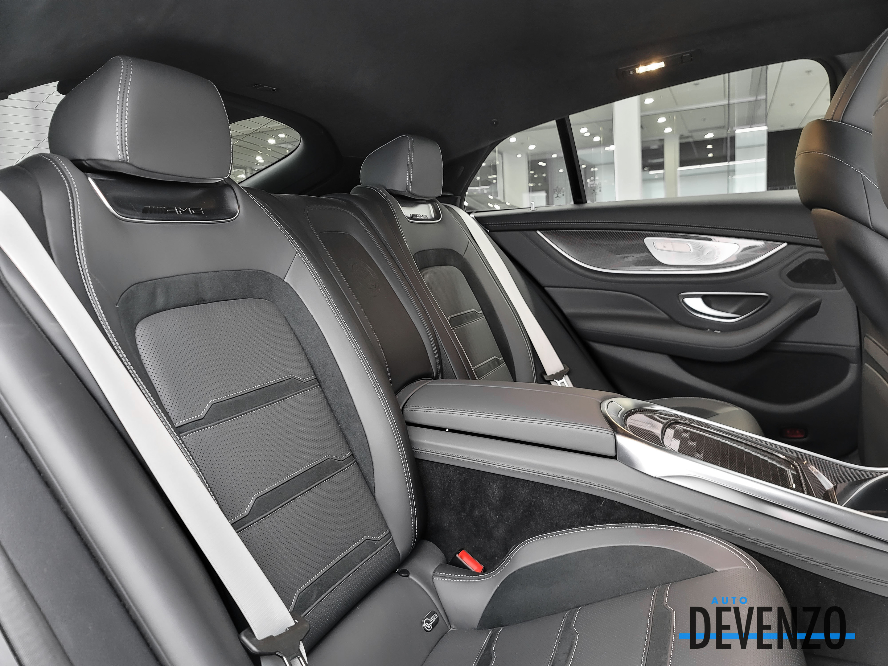 2019 Mercedes-Benz AMG GT AMG GT63 S 4-Door Coupe 630HP Full Black PPF complet