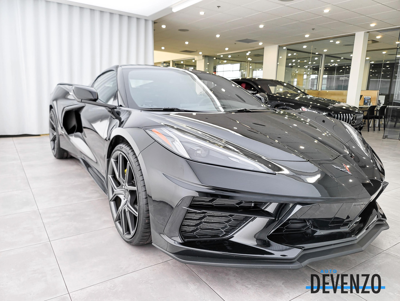 2021 Chevrolet Corvette Stingray Cpe w-1LT Z51 Package complet